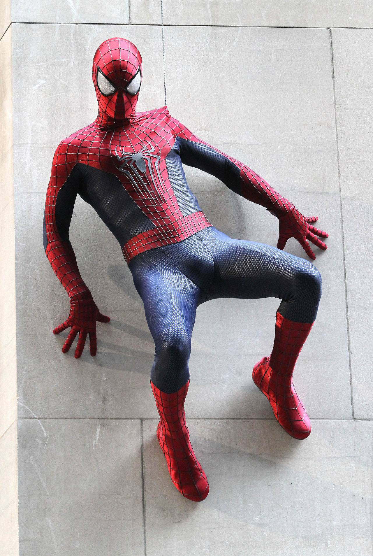 SpiderMans Suit  Marvel Database  FANDOM powered by Wikia