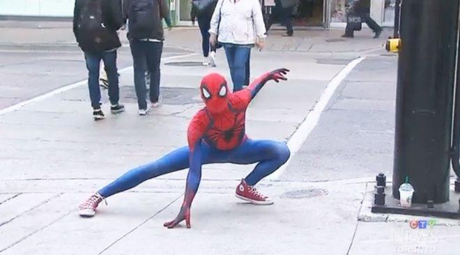 Spider-Crime – Spider Man Crawlspace